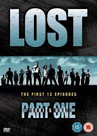 1 of 1 - Lost - Series 1 - Part 1 (DVD, 2005, 4-Disc Set)