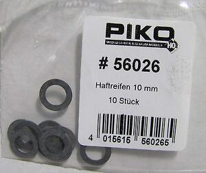 Piko-56026-Haftreifen-10-Stueck-unter-anderem-fuer-die-Baureihen-01-03-41-NEUWARE