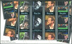 La Fourniture Irlande-irish Cinema-filmé En Irlande - 2008 M Feuille Fine Used Acheter Maintenant