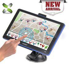 7''  Car GPS Navigation Lorry Coach Truck Navigator Nav 8GB POI Speedcam