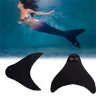 Kids Adults Mermaid Swimming Diving Monofin Swimmable Tails Fin Training Flipper
