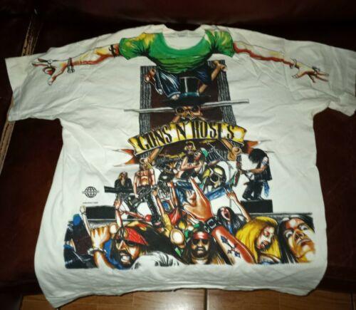 Guns n roses Brockum 1995 Vintage XL t shirt