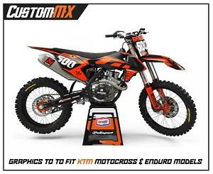 CustomMX-Graphics-Kit-Fits-KTM-SX-SXF-EXC-85-125-150-250-300-350-450-models