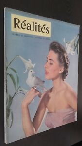 Revista Dibujada Realidades N º De Primavera Junio 1952 Buen Estado