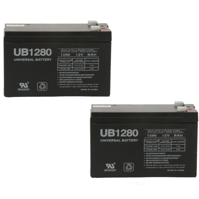 Compatible Replacement Battery by UPSBatteryCenter APC CP40U48 Fresh Stock