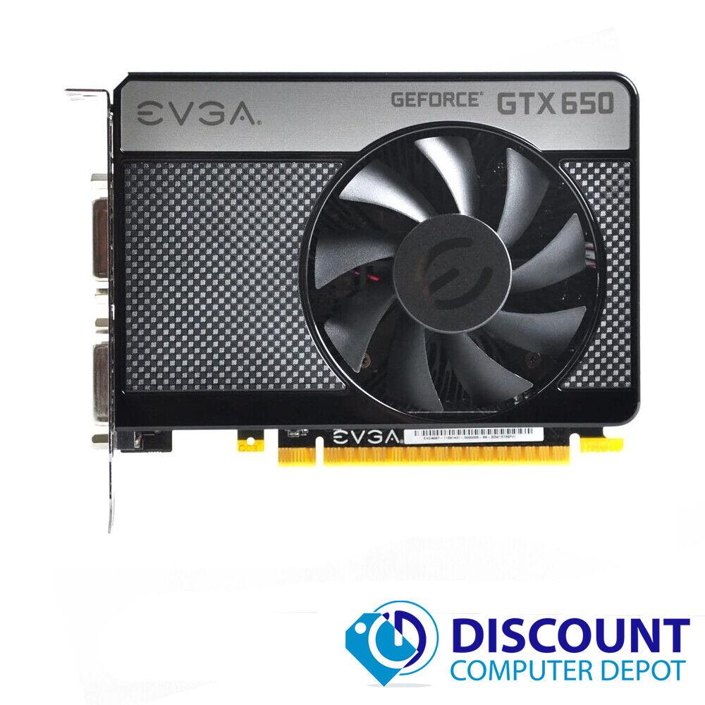 EVGA GeForce GTX 650 1GB DDR5 Graphics Card 01G-P4-2650-KR PCIe Express x16