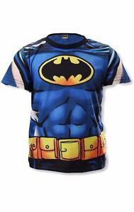 Nino-Disfraz-Batman-Superman-Novedad-Camiseta-Superheroe-Edad3-8