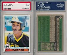 1979 Topps Ozzie Smith #116 Baseball Card