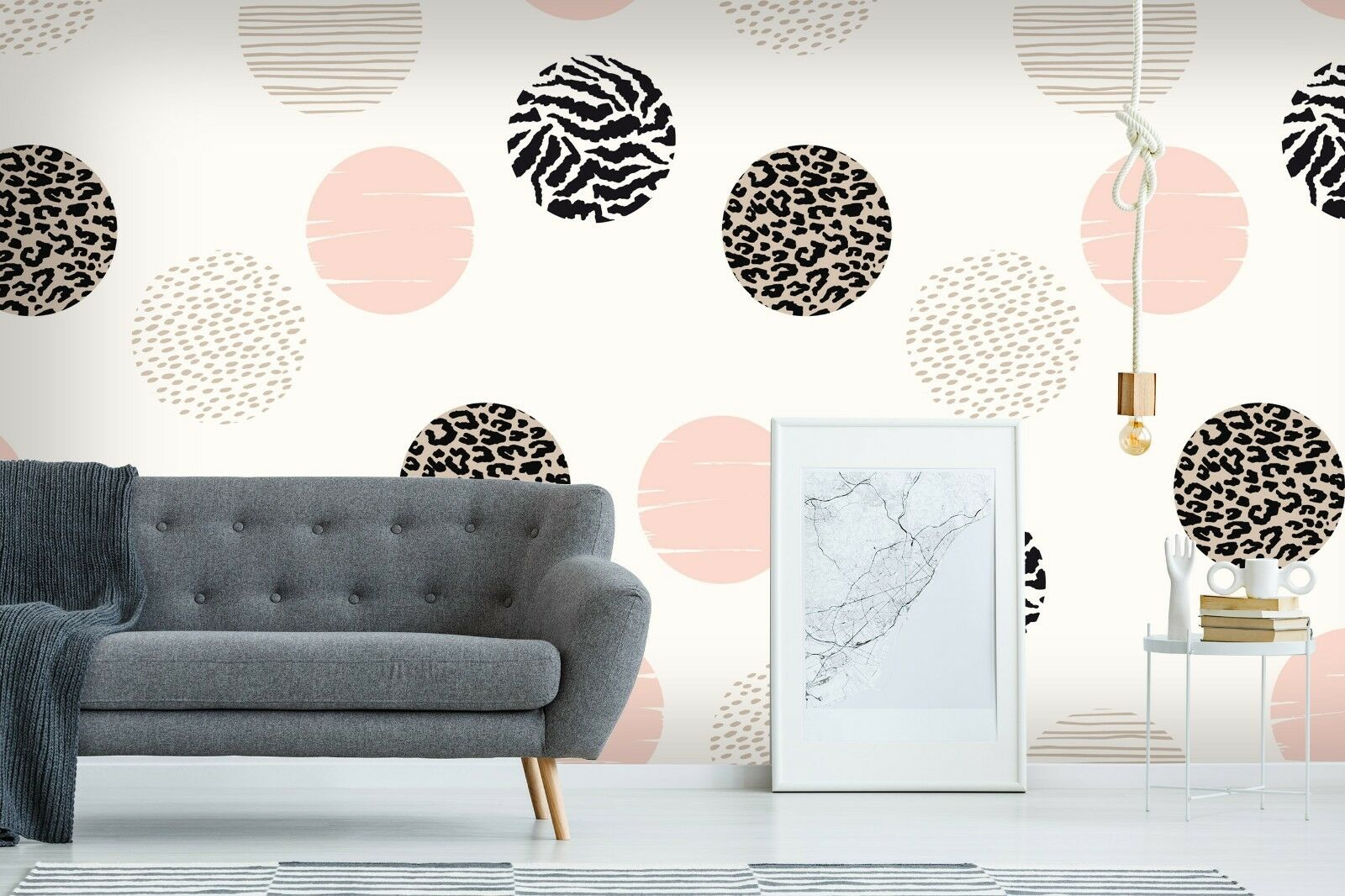 3D Fashion Cute Texture 6 Wallpaper Murals Wall Print Wallpaper Mural AJ WALL UK