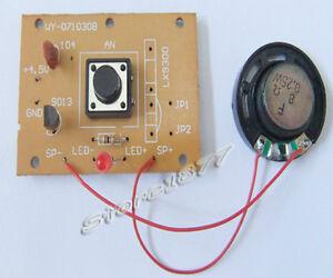 DIY-Electronic-Learning-Doorbell-Kit-PCB-szsp11