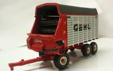 1/64 CUSTOM GEHL FORAGE HAYLEGE CHOPPER BOX WAGON ERTL FARM TOY