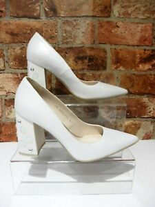 LODI MADE IN SPAIN WHITE LEATHER