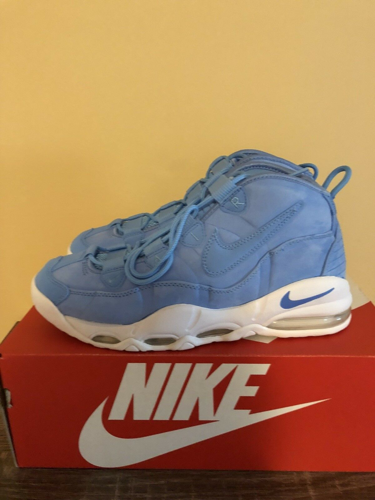 Mens Nike AIR MAX UPTEMPO '95 AS QS shoes  All Star  922932 400 more -Sz 10.5New