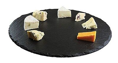 Adattabile Apollo Slate Rotanti Lazy Susan Board 30cm Diametro-