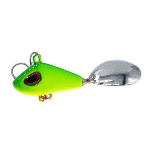 Mini Crankbait Fishing Lure with// Spinner Bait Swimbait Fishing Accessories N7Z2
