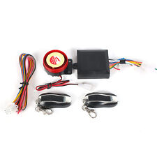 Universal Motorcycle Anti-theft Alarm Security System Remote Control Engine Kit