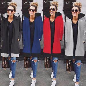 Lasual-Zipper-Hooded-Coat-Fashion-Womens-Woollen-Outwear-Warm-Jacket-Overcoat