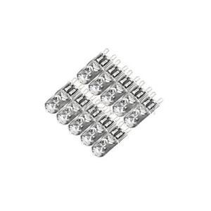 10Pcs-G9-220V-240V-25W-Tungsten-Halogen-Bulb-Lamp-Lighting-Warm-White-Light-New