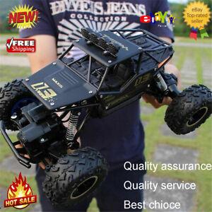 Escala-1-16-2-4GHz-Control-Remoto-4WD-RC-Modelo-Coche-Vehiculo-Off-Road-RTR-Ninos-Juguete