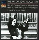 The Art of Boris Goldstein (CD, Jan-2013, 2 Discs, IDIS)