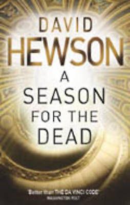1 of 1 - A Season for the Dead (Nic Costa), Hewson, David, New Book