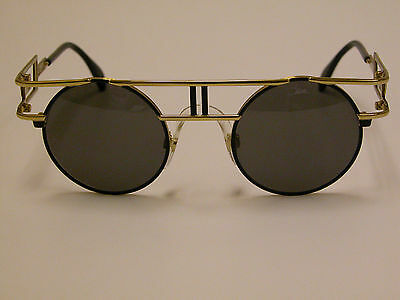 Cazal Vintage Eyeglasses - New Old Stock - Model 958 - Col. 302 -  Gold & Black