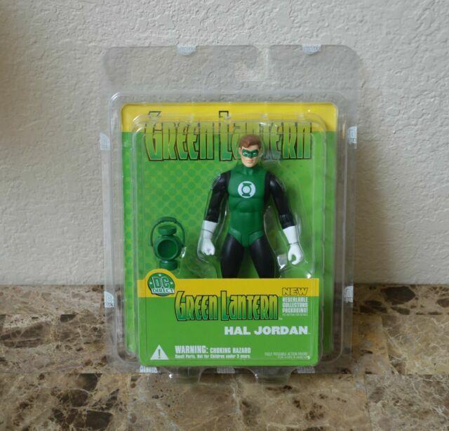 DC Direct Justice League Green Lantern Hal Jordan Action Figure