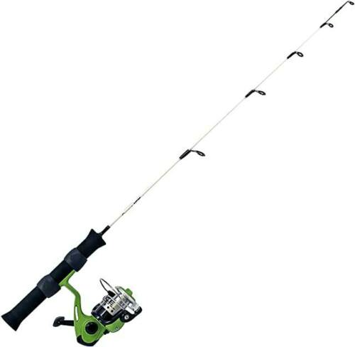 Quantum Ice Fishing Rod /& Reel Combo