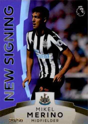 2016 Topps Premier Platinum Parallels Newcastle *** choose ***