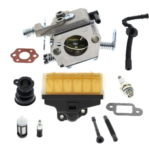Carburetor Carb Air Filter Fuel Line For Stihl MS210 MS250//021//023//025 Chainsaw