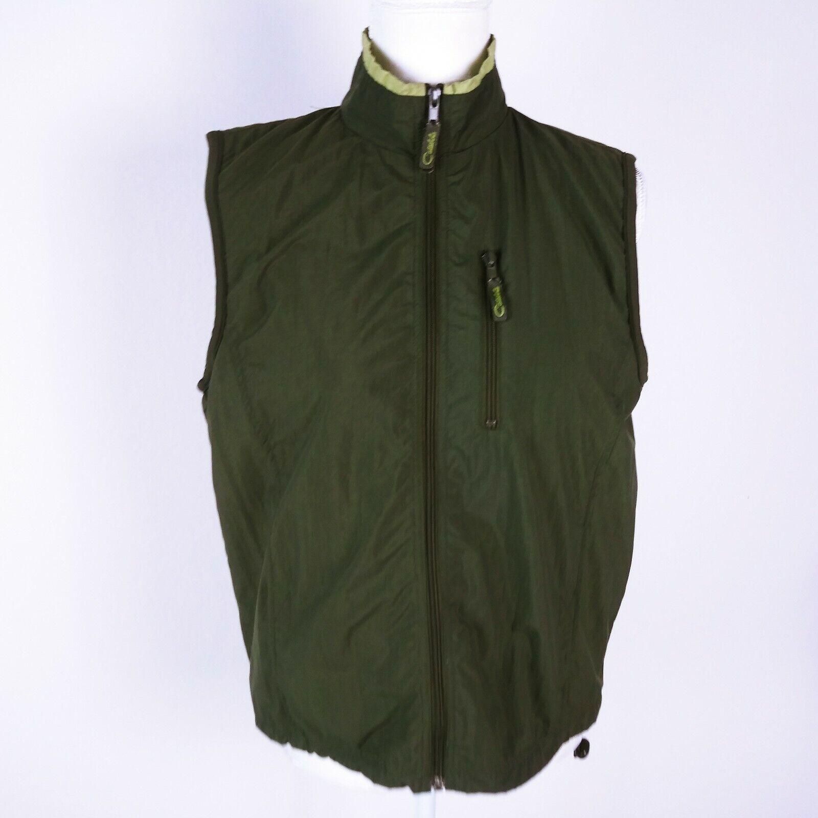 Catalina Womans Size S Green Vest & Capri Set S9 - image 7