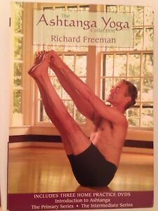 The Ashtanga Yoga Collection Introduction To Primary Series Intermediate Dvd 9781591792659 Ebay
