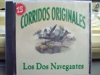 Los Dos Navegantes 15 Corridos Originales