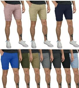 Mens-Chino-Shorts-100-Cotton-Jeans-Cargo-Combat-Half-Pant-Casual-Designer