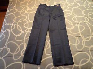 Pantalon-para-nino-azul-marino-Talla-12-o-16-Usado-Mira-mis-otros-articulos