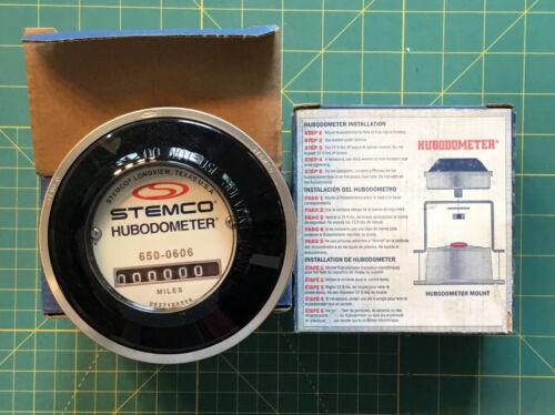 N S. Unused New In Box STEMCO HUBODOMETER MODEL 650-0606 O