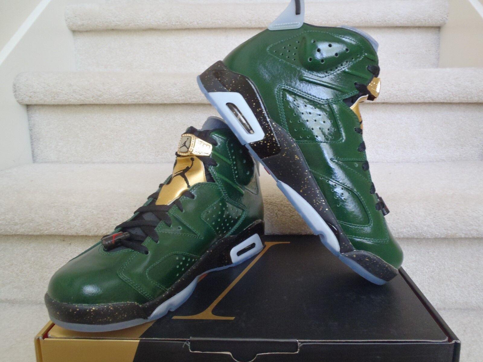 Air Jordan Jordan Jordan 6 VI Retro  Champagne Championship Pack Size10 DS 220912