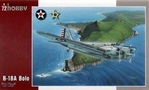Passe-temps spécial 1/72 Douglas B-18a Bolo    # 72228  at War