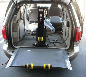 bruno joey scooter powerchair wheelchair lift ebay