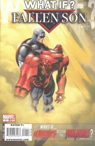 What-If-Captain-America-Fallen-Son-1-2009-Marvel-Comics
