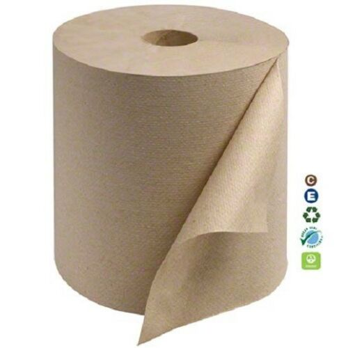 TRKRK8002 Natural Bio-Degradable Tork Paper Towels 6rl Need Ultra Absorbent