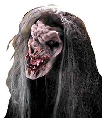 Demon Vampire Monster Scary Dress Up Halloween Costume Makeup Latex Prosthetic