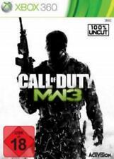 Xbox 360 Call of Duty Modern Warfare 3 Sehr guter Zustand