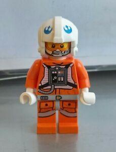 Lego star wars personnage Snowspeeder pilote sw597 de 75056