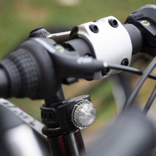 Adventure Lights Guardian Bike Light White Safety Light For Cycling Waterproof