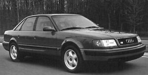 1994 Audi S4 as is