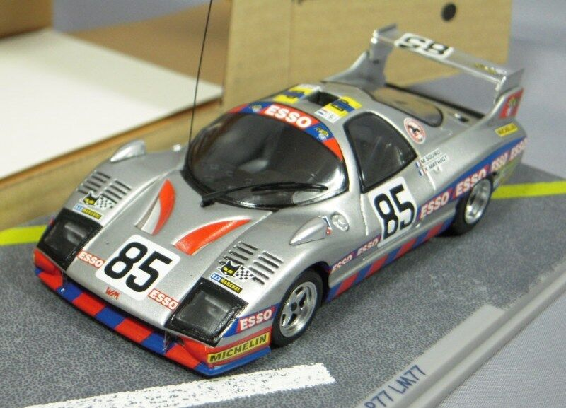 Bizarre 1 43 WM P77 Le Mans 1977 from Japan