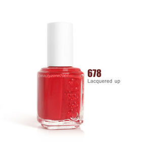 Image Is Loading Essie Nail Polish 678 Lacquered Up 0 46oz