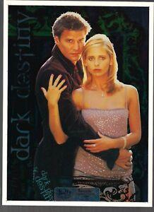 Buffy Season 2 Dark Destiny Uncut Mini-Press Sheet
