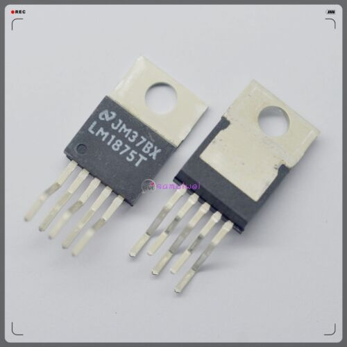 100/% New And Genuine LM1875T Integrated Circuit TO220-5